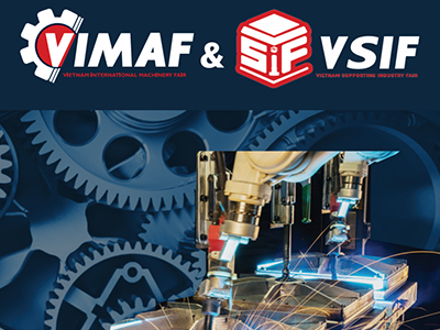[Overseas Exhibition] Participated in Vietnam Machinery Industry Exhibition (VIMAF)